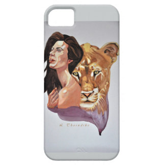 Fuerza Funda Para iPhone 5 Barely There