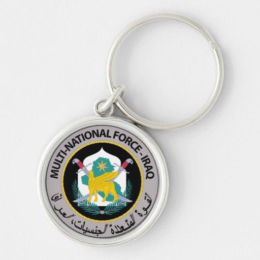 Fuerza multinacional - Iraq (1) Llaveros