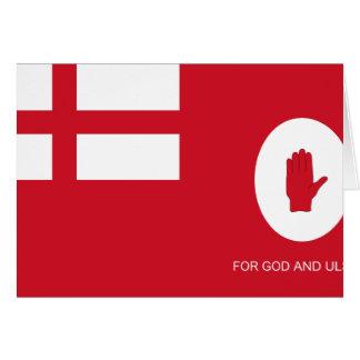 Fuerza voluntaria leal bandera de Colombia Felicitacion