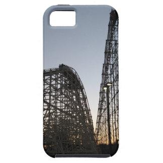 Fuerza y parque de acero de Thunderhawk Dorney iPhone 5 Carcasas