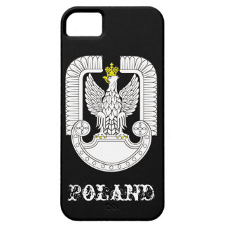 Fuerzas aéreas de Polonia iPhone 5 Funda