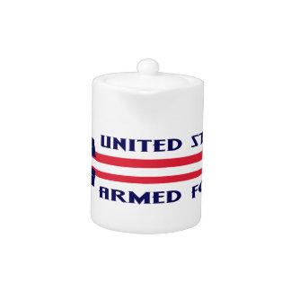 Fuerzas armadas de arma de los E.E.U.U.