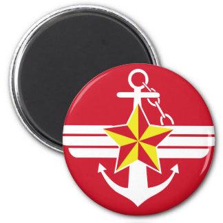 Fuerzas armadas de arma de República de Corea, Cor Iman De Nevera