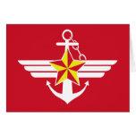 Fuerzas armadas de arma de República de Corea, Cor Tarjeton