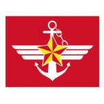 Fuerzas armadas de arma de República de Corea, Cor Postales