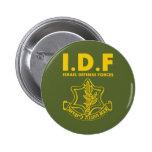 Fuerzas de defensa de la CA Israel - INGLESES Pin