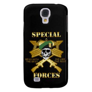 Fuerzas especiales funda para galaxy s4