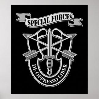 Fuerzas especiales póster