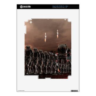fuerzas reactivadas iPad 2 calcomanías
