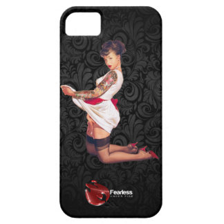 FUF Pin Up Girl iPhone 5 case