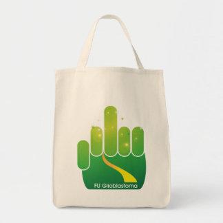 FUG Emerald Finger Tote Bag