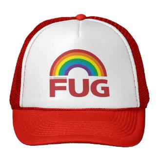 FUG Rainbow Basic Trucker Hat