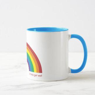 FUG Rainbow Bird Mug