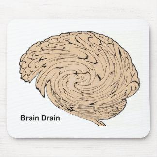 Fuga de cerebros alfombrillas de raton