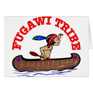 Fugawi Tribe Card