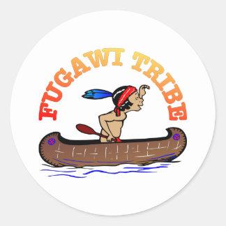Fugawi Tribe Classic Round Sticker