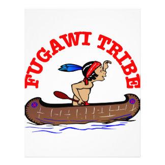 Fugawi Tribe Letterhead