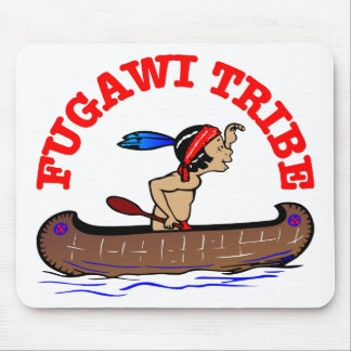 Fugawi Tribe Mouse Pad