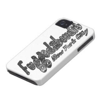 Fuggedaboudit- Brooklyn, NYC iPhone 4 Case