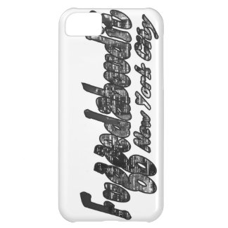 Fuggedaboudit- Brooklyn, NYC iPhone 5C Cover