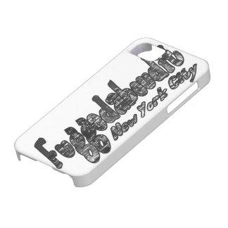 Fuggedaboudit- Brooklyn, NYC iPhone SE/5/5s Case