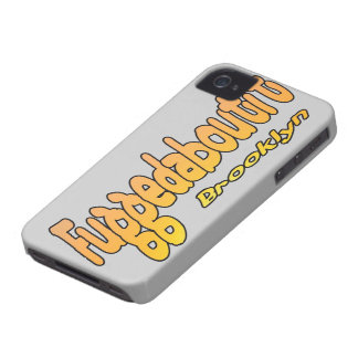 Fuggedaboutit- Brooklyn, NYC iPhone 4 Case