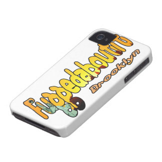 Fuggedaboutit- Brooklyn, NYC iPhone 4 Cover