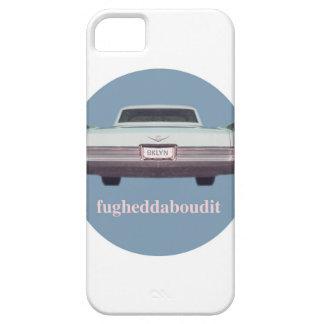Fughedddaboudit iPhone 5 case