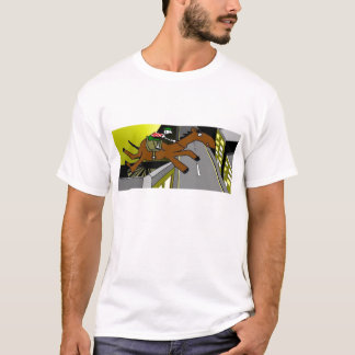 Fugitive Jocky T-Shirt