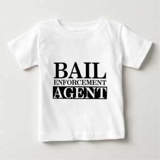 Fugitive Recovery Agent Baby T-Shirt