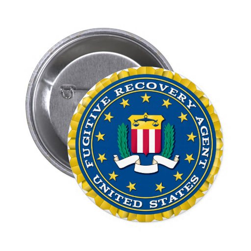 Fugitive Recovery Agent Buttons