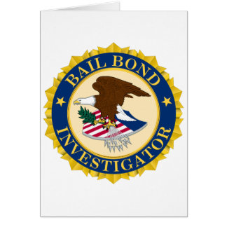 Fugitive Recovery Agent Card