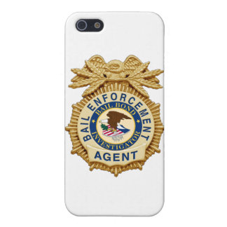 Fugitive Recovery Agent Case For iPhone SE/5/5s