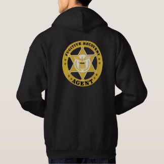 FUGITIVE RECOVERY AGENT Hoodie