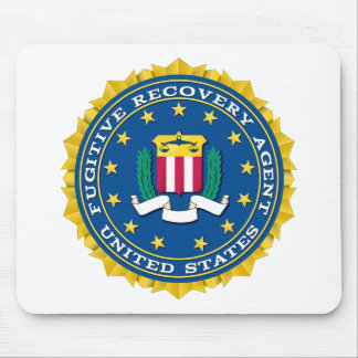 Fugitive Recovery Agent Mousepads