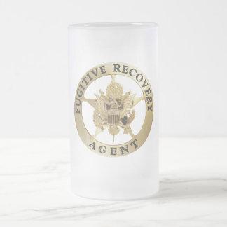 Fugitive Recovery Agent Mug