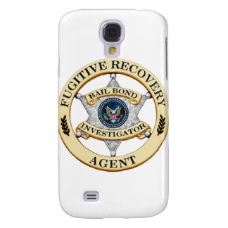 Fugitive Rey Agent Samsung Galaxy S4 Cover