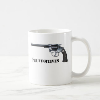 FUGITIVES coffee mug