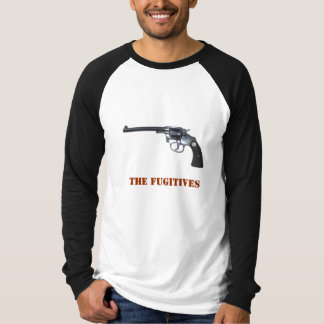 FUGITIVES TEE SHIRT, the fugitives