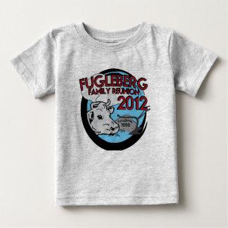 Fugleberg Family Reunion 2012 Baby T-Shirt