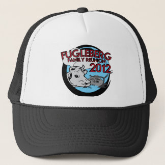 Fugleberg Family Reunion 2012 Trucker Hat