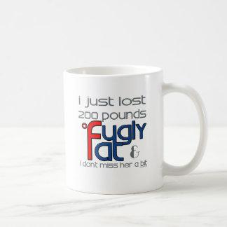 Fugly Divorced Her Coffee Mug