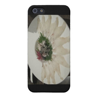 Fugu Sushi Collectible Mugs & Other Gifts Cover For iPhone SE/5/5s
