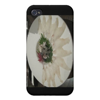 Fugu Sushi Collectible Mugs & Other Gifts iPhone 4/4S Case