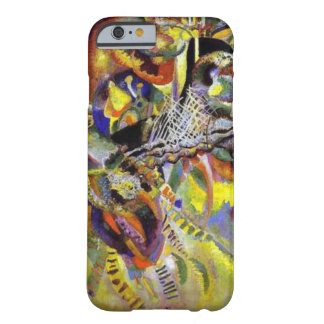 Fugue Abstract Painting by Kandinsky Barely There iPhone 6 Case