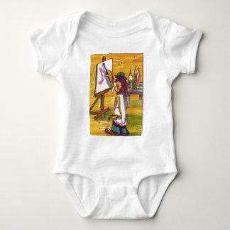 Fugue Baby Bodysuit