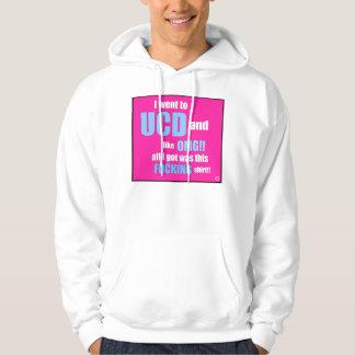 ¡Fui a UCD y tengo gusto de OMG!! todo lo que Sudadera