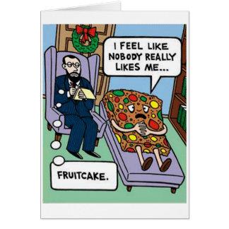 Fuitcake Psychology Card