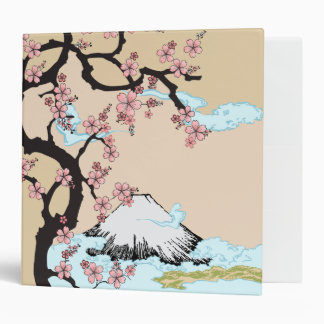 """Fuji and Sakura  Binder 2.0"""" Ring Size"""