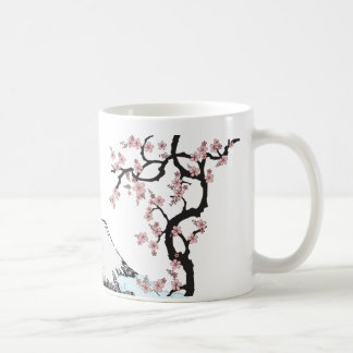 Fuji and Sakura Coffee Mug